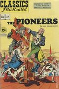 Classics Illustrated 037 The Pioneers (1947) 5
