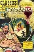 Classics Illustrated 040 Mysteries (1947) 3