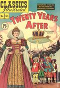Classics Illustrated 041 Twenty Years After (1947) 3