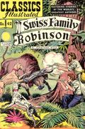 Classics Illustrated 042 Swiss Family Robinson 3