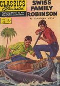 Classics Illustrated 042 Swiss Family Robinson 9