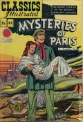 Classics Illustrated 044 Mysteries of Paris (1947) 2A