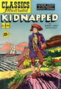 Classics Illustrated 046 Kidnapped 4