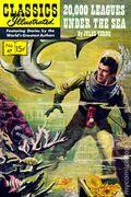 Classics Illustrated 047 20,000 Leagues Under the Sea (1948) 9