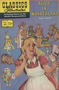 Classics Illustrated 049 Alice in Wonderland (1948) 6