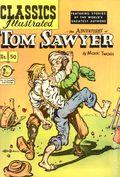 Classics Illustrated 050 Adventures of Tom Sawyer 2