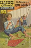 Classics Illustrated 050 Adventures of Tom Sawyer 11
