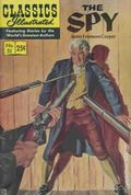 Classics Illustrated 051 The Spy (1948) 8B