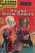 Classics Illustrated 052 The House of Seven Gables (1948) 3