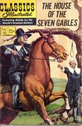 Classics Illustrated 052 The House of Seven Gables (1948) 6
