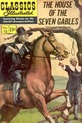 Classics Illustrated 052 The House of Seven Gables (1948) 9