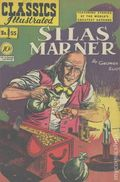 Classics Illustrated 055 Silas Marner (1949) 1
