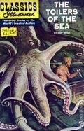 Classics Illustrated 056 The Toilers of the Sea (1949) 3