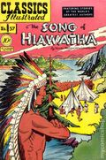 Classics Illustrated 057 The Song of Hiawatha (1949) 1