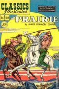 Classics Illustrated 058 The Prairie (1949) 1