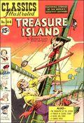 Classics Illustrated 064 Treasure Island (1949) 3