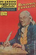 Classics Illustrated 065 Benjamin Franklin (1949) 5