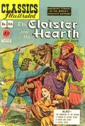 Classics Illustrated 066 Cloister and the Hearth (1949) 1