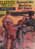 Classics Illustrated 069 Around the World in 80 Days (1950) 4