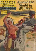 Classics Illustrated 069 Around the World in 80 Days (1950) 6