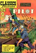 Classics Illustrated 070 The Pilot (1950) 1