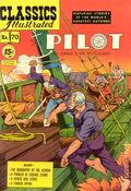 Classics Illustrated 070 The Pilot (1950) 2
