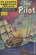 Classics Illustrated 070 The Pilot (1950) 6