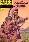 Classics Illustrated 072 The Oregon Trail (1950) 5