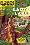 Classics Illustrated 075 The Lady of the Lake (1950) 1