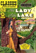 Classics Illustrated 075 The Lady of the Lake (1950) 2