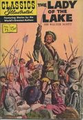 Classics Illustrated 075 The Lady of the Lake (1950) 4