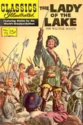 Classics Illustrated 075 The Lady of the Lake (1950) 6