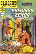 Classics Illustrated 076 The Prisoner of Zenda (1950) 2