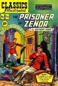 Classics Illustrated 076 The Prisoner of Zenda (1950) 3