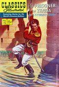 Classics Illustrated 076 The Prisoner of Zenda (1950) 4