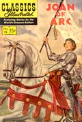 Classics Illustrated 078 Joan of Arc (1950) 5