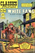 Classics Illustrated 080 White Fang (1951) 1