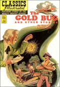Classics Illustrated 084 The Gold Bug and Other Stories (1951) 1