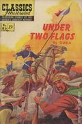 Classics Illustrated 086 Under Two Flags (1951) 4