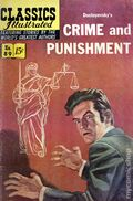 Classics Illustrated 089 Crime and Punishment (1951) 3
