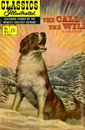 Classics Illustrated 091 The Call of the Wild (1951) 7