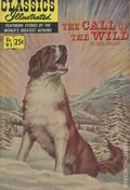 Classics Illustrated 091 The Call of the Wild (1951) 11