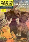 Classics Illustrated 097 King Solomon's Mines (1952) 3