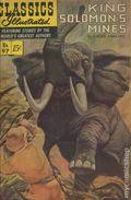 Classics Illustrated 097 King Solomon's Mines (1952) 7