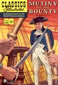 Classics Illustrated 100 Mutiny on the Bounty (1952) 1