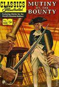 Classics Illustrated 100 Mutiny on the Bounty (1952) 4