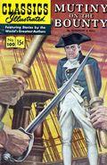 Classics Illustrated 100 Mutiny on the Bounty (1952) 7