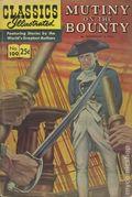 Classics Illustrated 100 Mutiny on the Bounty (1952) 9