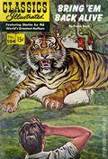 Classics Illustrated 104 Bring 'Em Back Alive (1953) 4