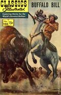 Classics Illustrated 106 Buffalo Bill (1953) 7